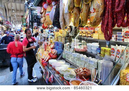 Sao Paulo Market