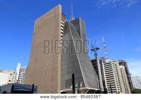 Sao Paulo Skyscrapers