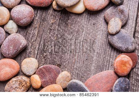 Small Stones Frame