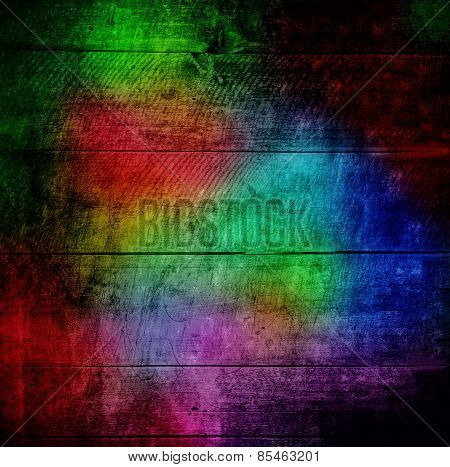 Colorful Grungy Background