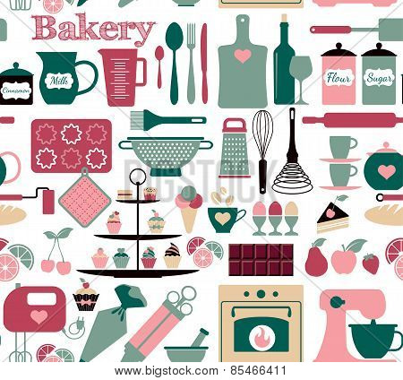 Bakery Background.
