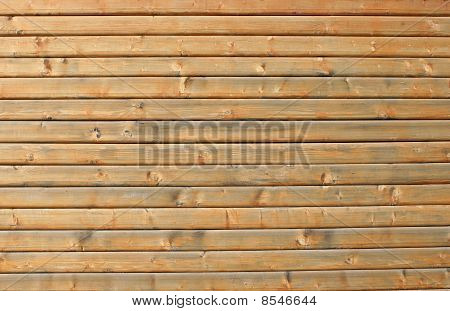 Wooden Texture - Wall