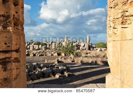 Selinunte Archaeological Site, Sicily, Italy