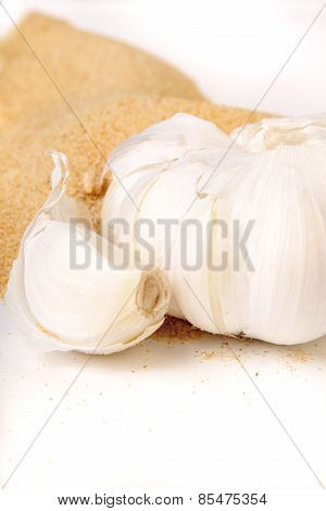 Garlic And Garlic Powder
