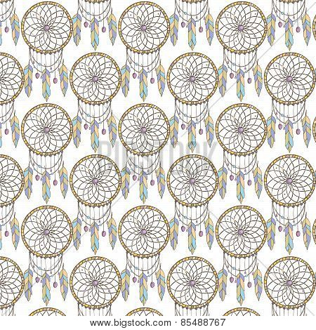 Dreamcatcher pattern