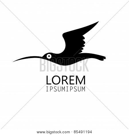 Bird Silhouette Sign