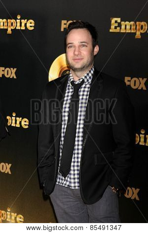 LOS ANGELES - JAN 6:  Danny Strong at the FOX TV