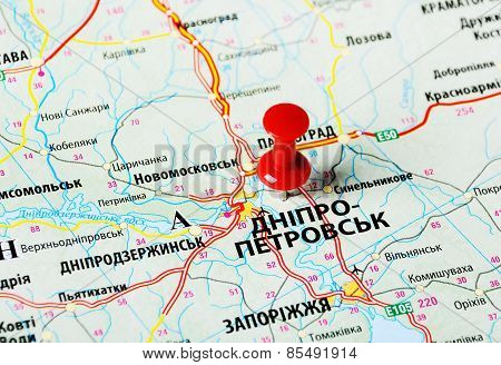 Dnepropetrovsk  ,ukraine Russia