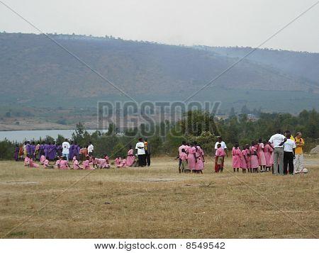 Niños en los conflictos