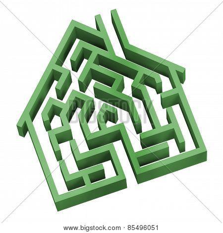 Green House Maze