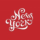 picture of letter t  - New York hand lettering for t - JPG