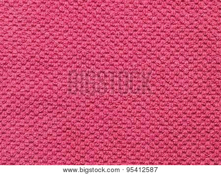 Pink Towel Background