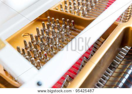 Piano adjustment