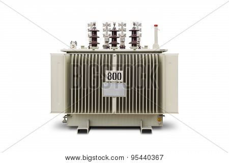 800 Kva Oil Immersed Transformer