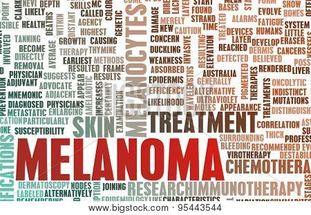 Melanoma as a Skin Cancer Condition and Treatment