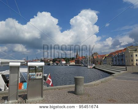 Sonderburg Harbour