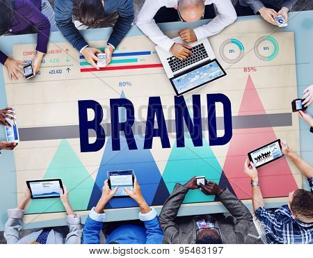 Brand Branding Marketing Product Value Concept