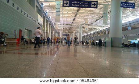 King Faisal Airport in Jeddah
