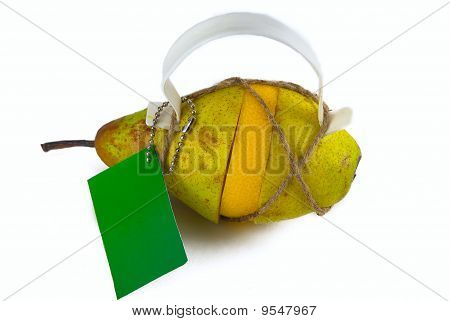 packed pear