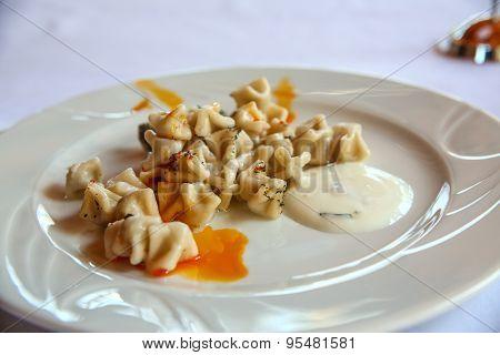 Turkish Dumplings