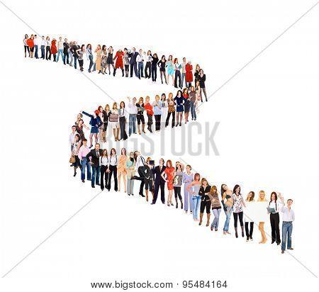 Together we Stand Big Group