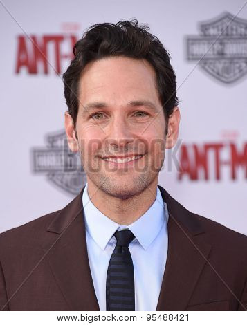 LOS ANGELES - JUN 29:  Paul Rudd arrives to the