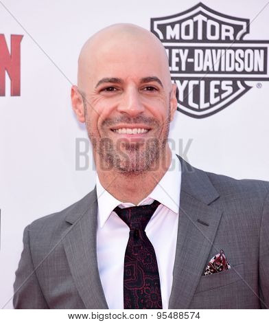 LOS ANGELES - JUN 29:  Chris Daughtry arrives to the