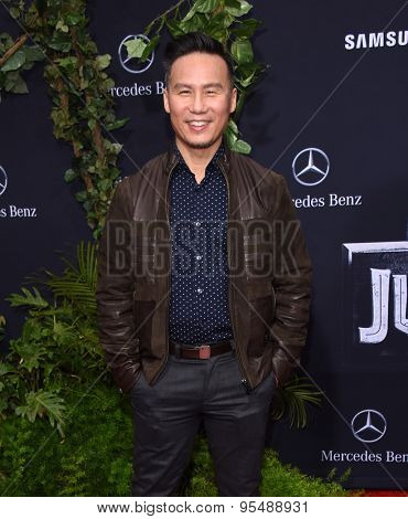 LOS ANGELES - JUN 09:  BD Wong arrives to the