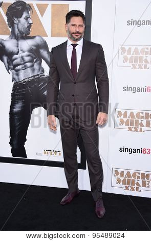 LOS ANGELES - JUN 25:  Joe Manganiello arrives to the