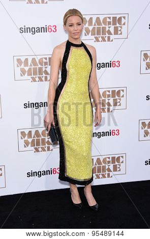 LOS ANGELES - JUN 25:  Elizabeth Banks arrives to the