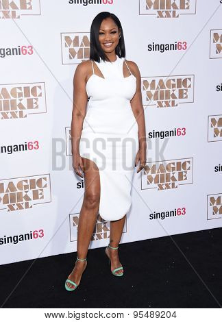 LOS ANGELES - JUN 25:  Garcelle Beauvais arrives to the