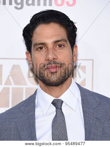 LOS ANGELES - JUN 25:  Adam Rodriguez arrives to the