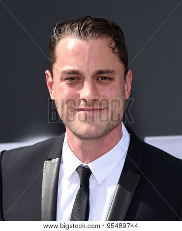 LOS ANGELES - JUN 28:  Kyle Clements arrives to the