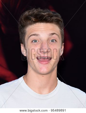 LOS ANGELES - JUL 07:  Jake Short arrives to the