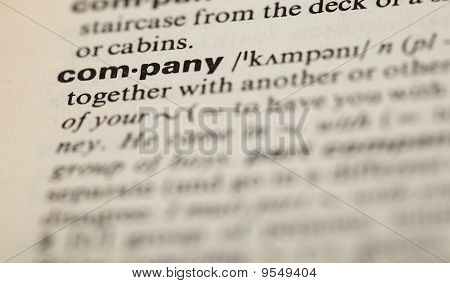 Company Def