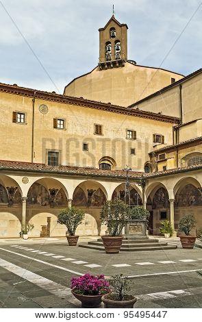 Chiostri Dei Morti, Florence, Italy