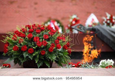 Moscow, Tomb of the Unknown Soldier