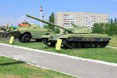 stock photo of battle  - Main battle tank - JPG