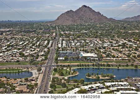 Green Belt, Scottsdale