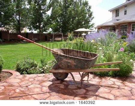 poster of Garden Yardwork