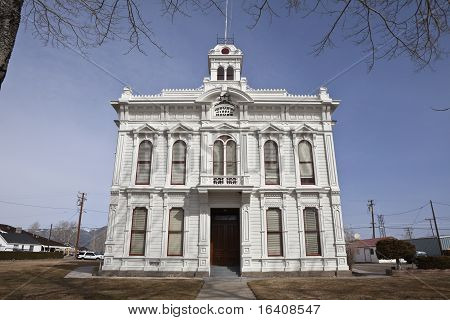 Wild West Courthouse