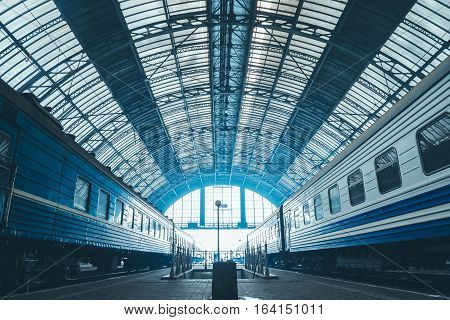 Urban Railway Station