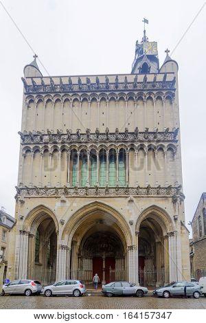 Notre-dame Church, In Dijon