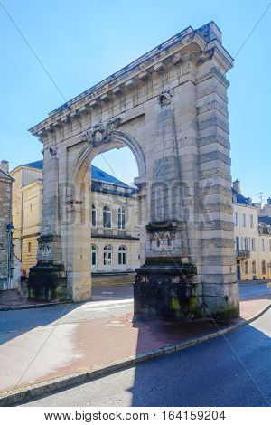 St. Nicolas Gate, In Beaune