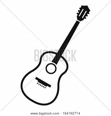 Charango icon. Simple illustration of charango vector icon for web