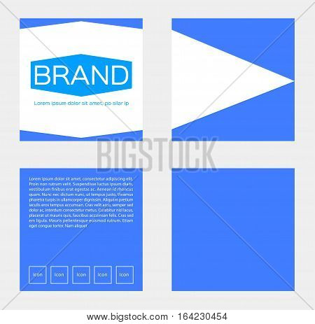 Shampoo bottle and moisturizer lotion pack template vector