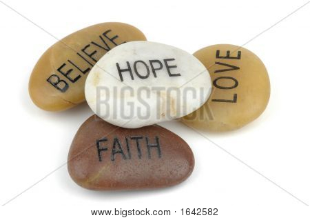 Piedras de inspiración