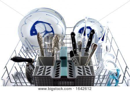 Dish-Washer Horizontaal