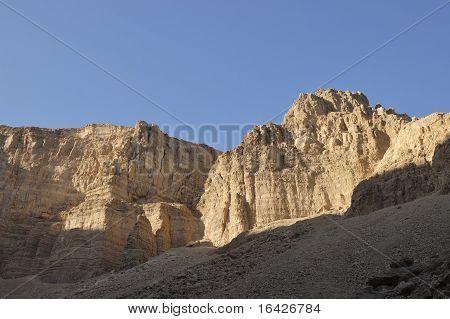 Judea mountains.