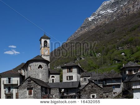 Lavertezzo - Verzasca Valley, Ticino, Switzerland